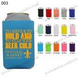 N.blue Neoprene personalized koozies for cans 003