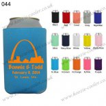 N.blue hot selling slap cola koozie 044