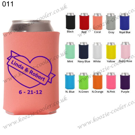 Coral quality fashion beer koozies UK 011