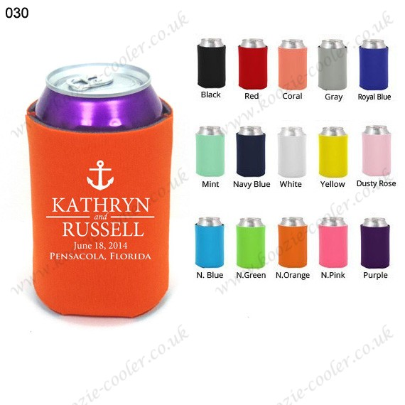 custom neoprene stubby holder can cooler 030