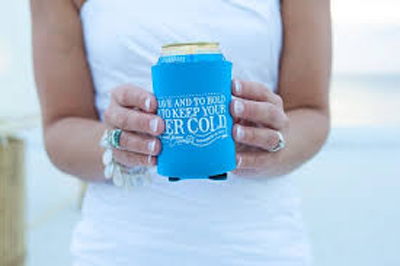 koozie can cooler