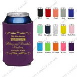 hot sale wedding custom koozie