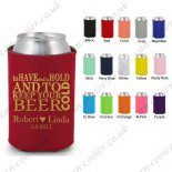beer can cooler personalised co