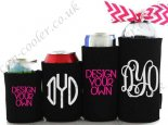 foam can cooler bag personalise