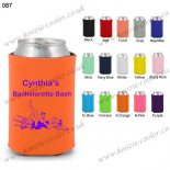 N.Orange newest cheap fashion stubby holder 087