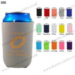 Gray cans collapsible neoprene stubby holders 066