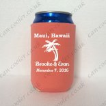 can cooler customized koozies f